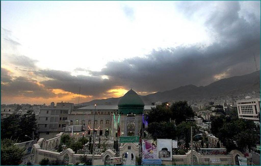محله چیذر تهران