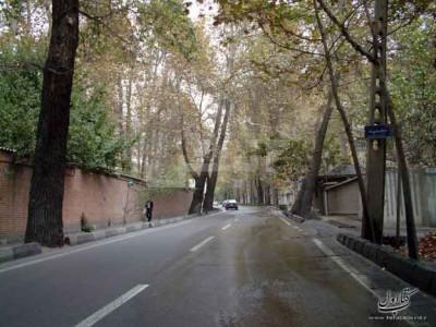 محله کاشانک تهران