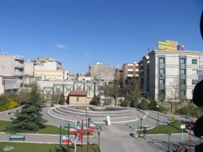 محله گیشا تهران