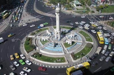 محله صادقیه تهران
