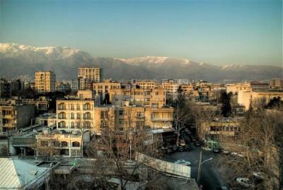 محله احتشامیه تهران