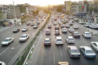 محله شمس آباد تهران ۲نبش