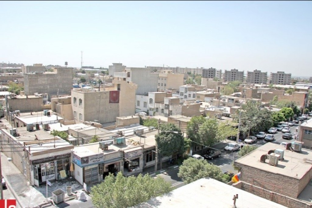 محله استخر تهران