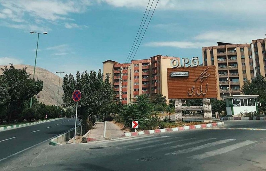 محله شهران تهران ۲نبش