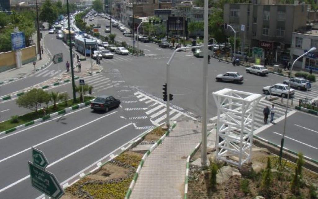 محله جنت آباد تهران