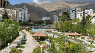 محله شهر زیبا تهران