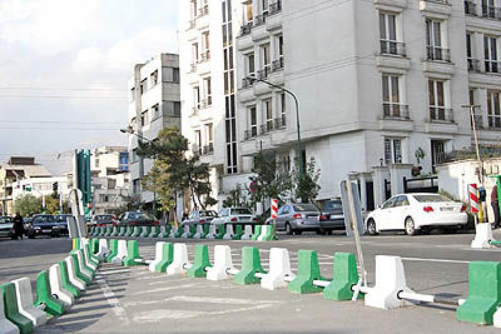 محله توانیر تهران