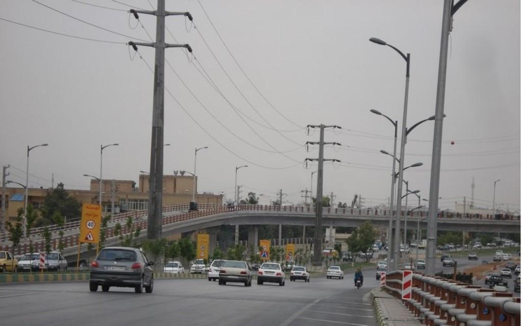 محله شهرک ابوذر شیراز ۲نبش