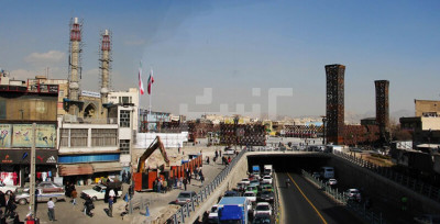 محله کاج تهران ۲نبش