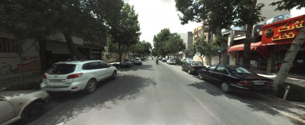 محله آبکوه مشهد ۲نبش