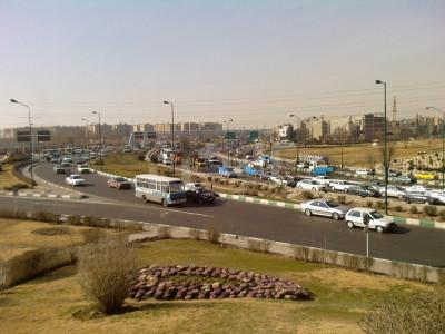 محله افسریه تهران