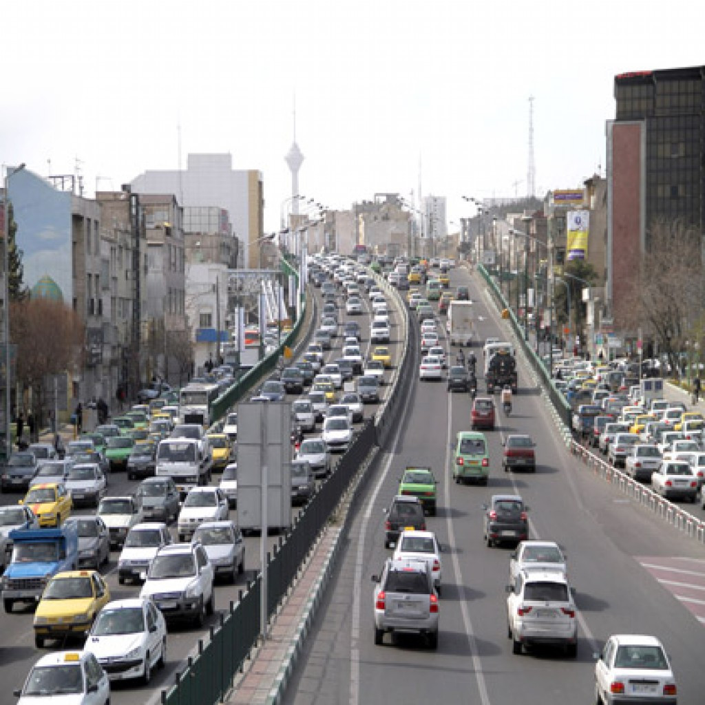 محله سید خندان تهران ۲نبش