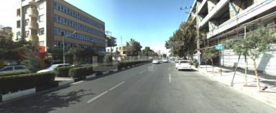 خیابان فرامرز عباسی مشهد