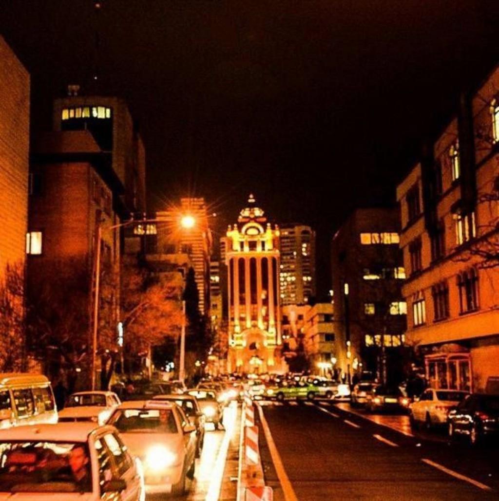 محله گاندی تهران ۲نبش