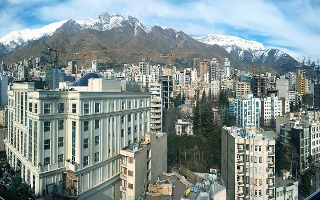 محله شمیران نو تهران ۲نبش