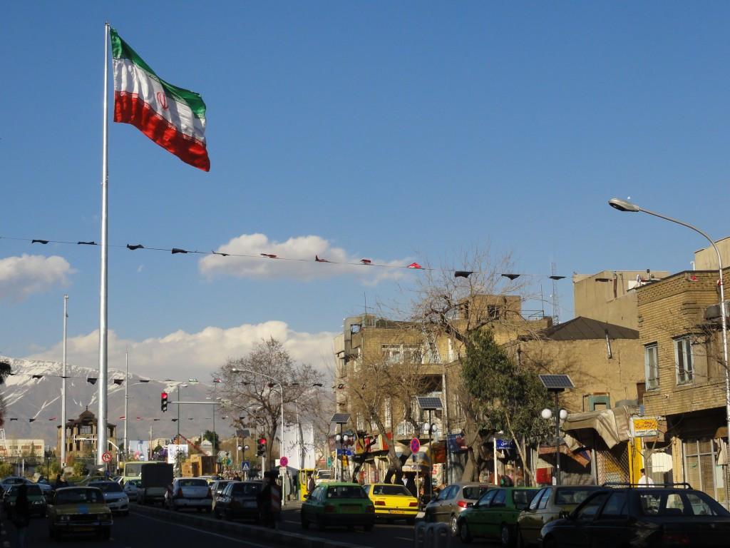 محله عشرت آباد تهران ۲نبش