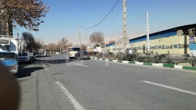 محله شاد آباد تهران ۲نبش