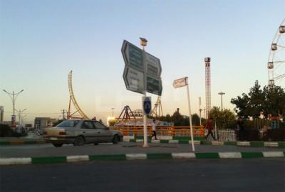 بلوار خیام شمالی مشهد