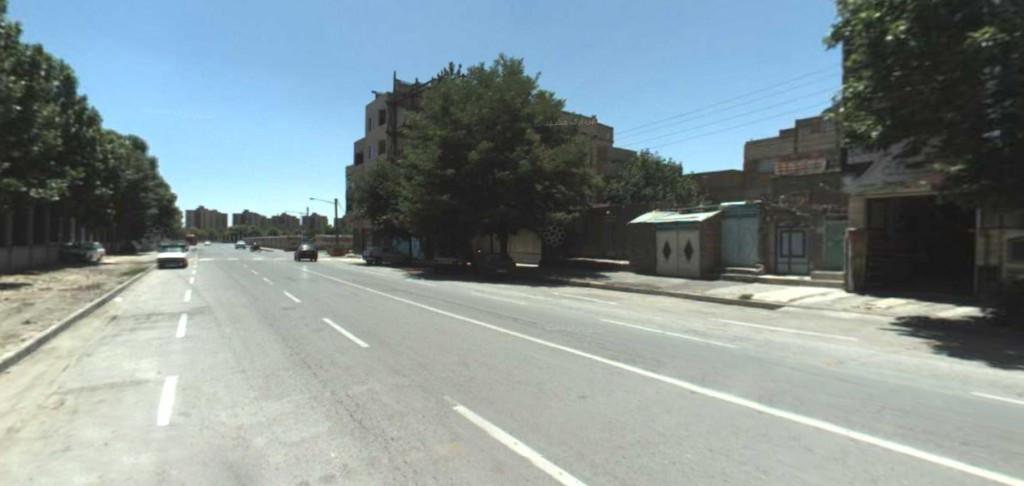 خیابان تلاش مشهد ۲نبش