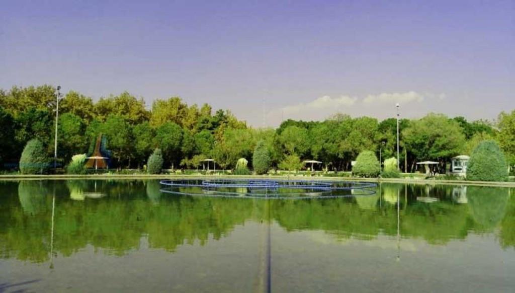 محله پارک لاله تهران ۲نبش