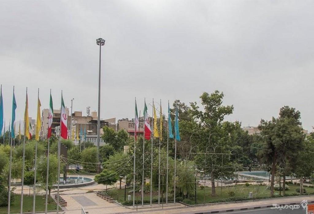 محله هفت حوض تهران ۲نبش