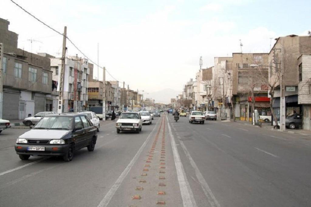 محله خزانه تهران ۲نبش