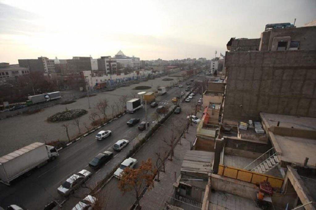 محله وصفنارد تهران ۲نبش