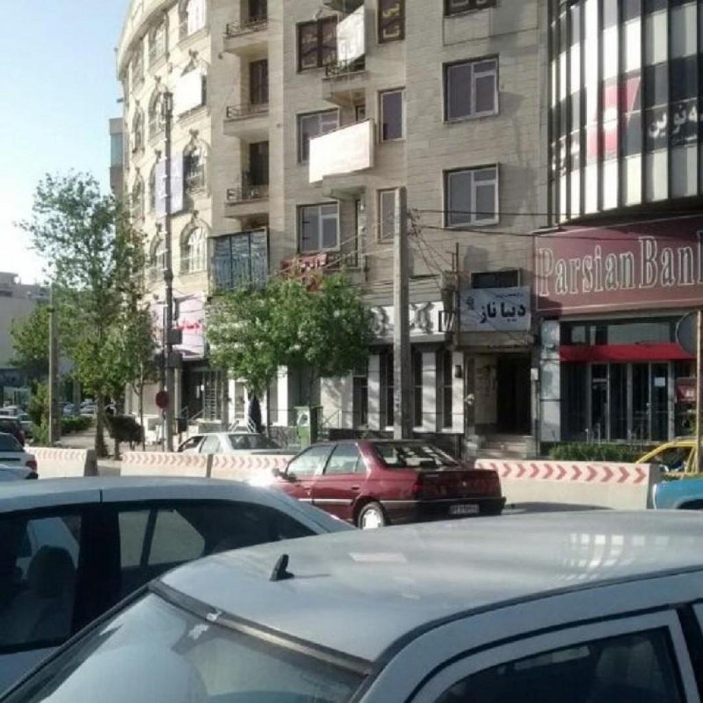 محله بهروز تهران ۲نبش
