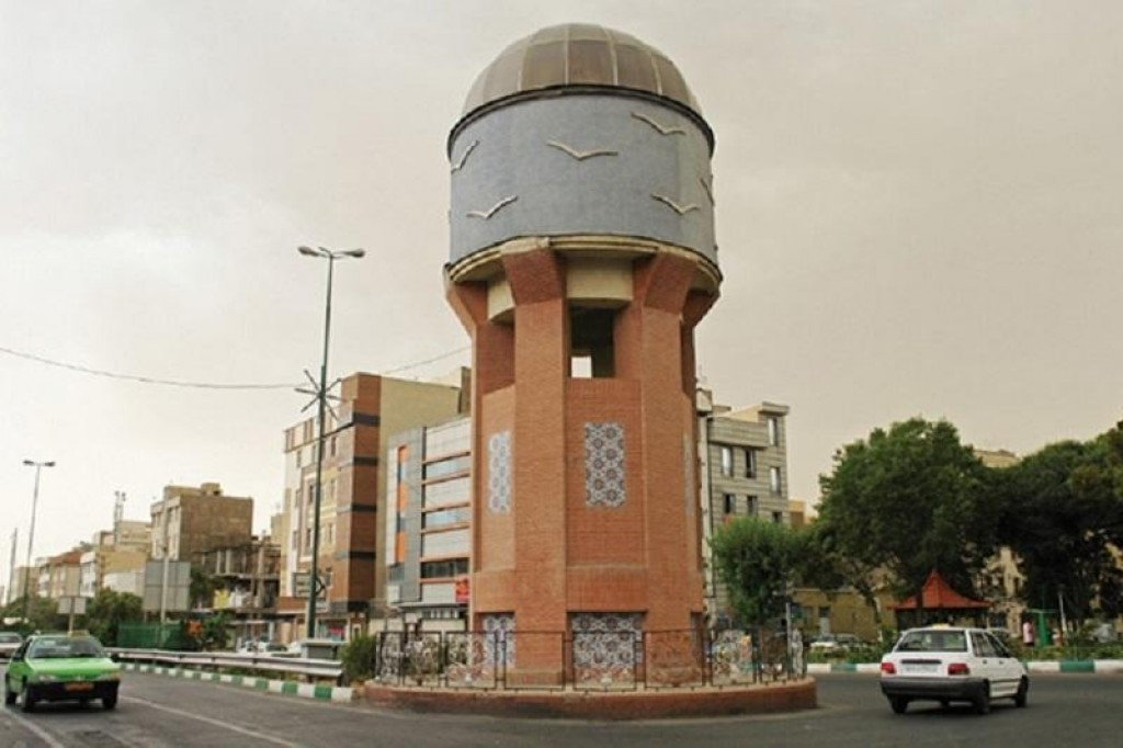 محله علی آباد تهران ۲نبش