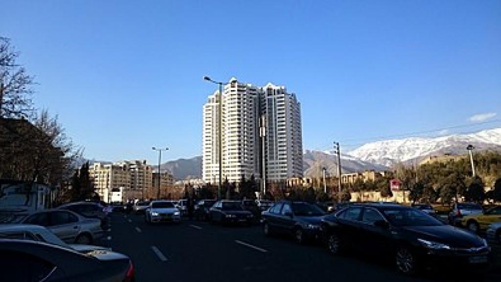 شهرک غرب تهران ۲نبش