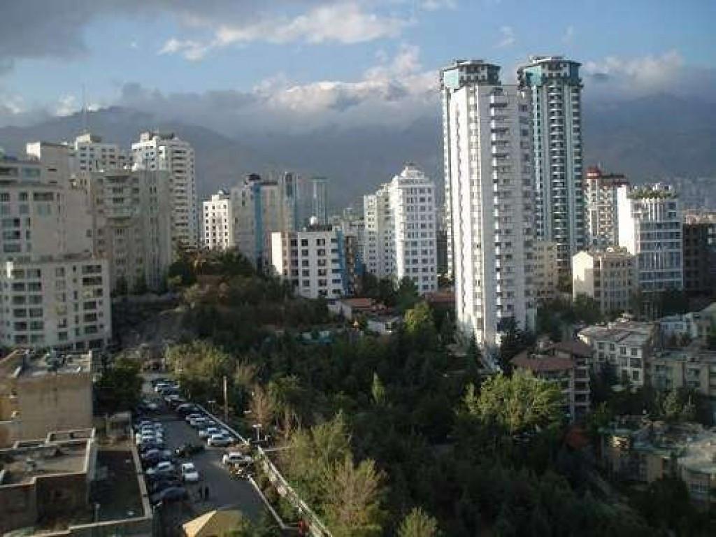 محله سعادت آباد تهران