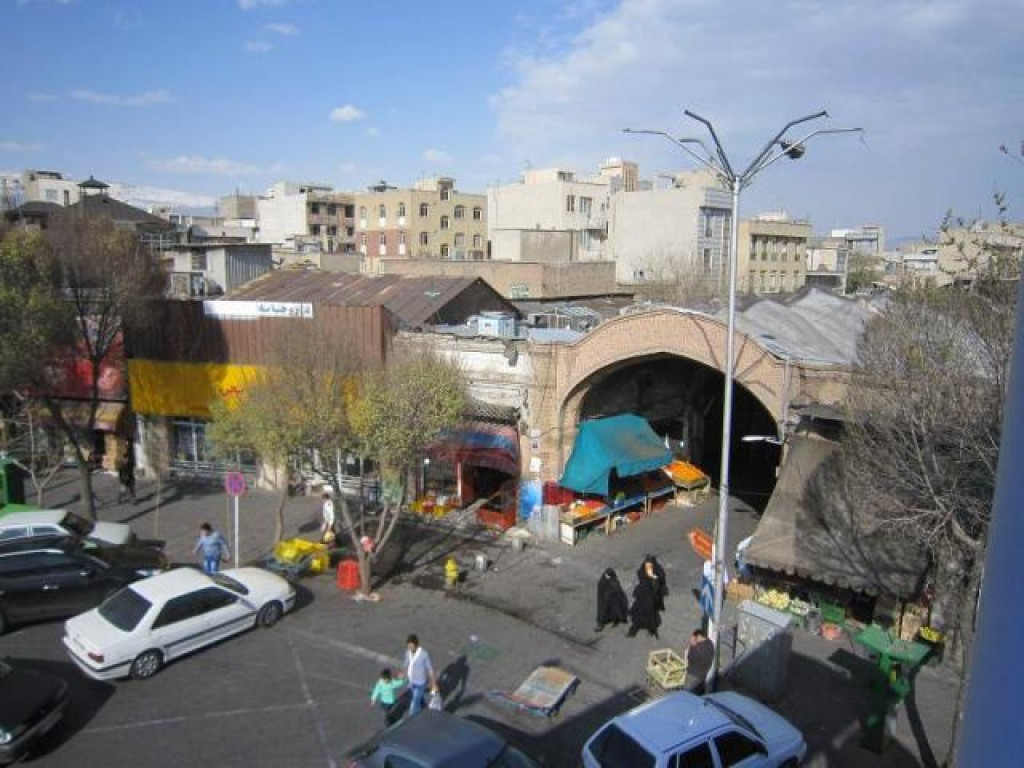 محله شاپور تهران