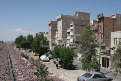 محله شهرک ولیعصر تهران ۲نبش