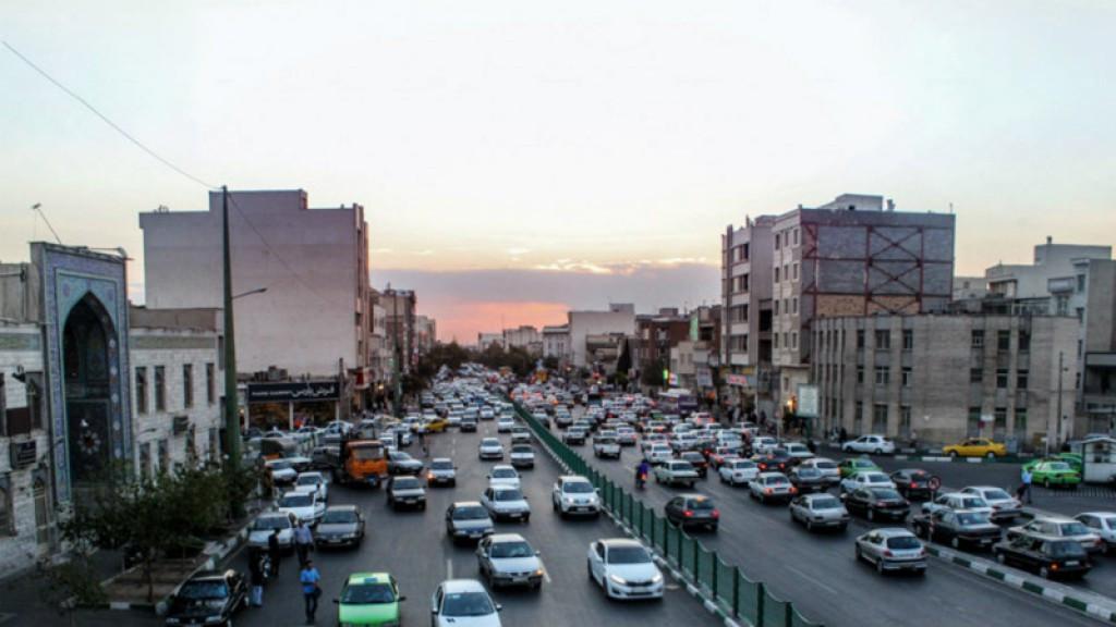خیابان پیروزی تهران