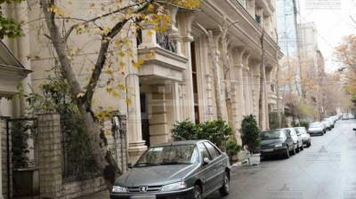 محله سوهانک تهران
