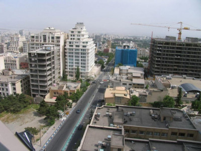 محله ولنجک تهران
