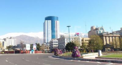 محله ونک تهران