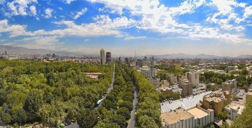 محله دارآباد تهران