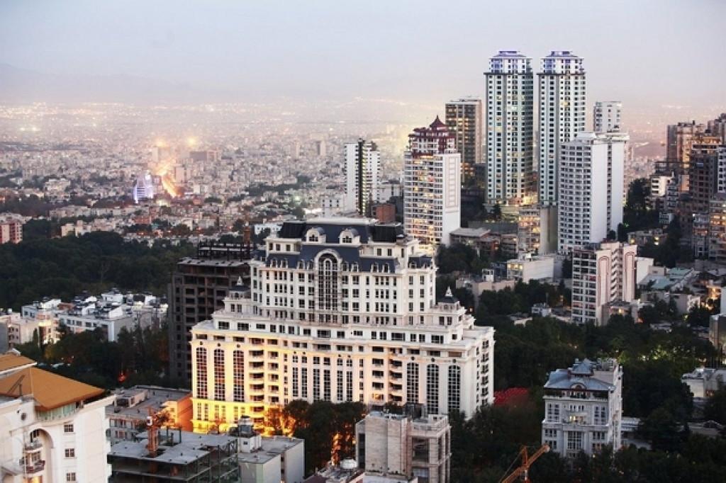 محله الهیه تهران ۲نبش