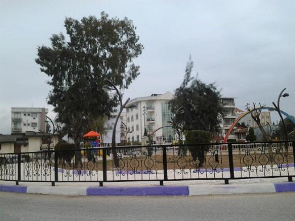 محله طبرستان ساری ۲نبش