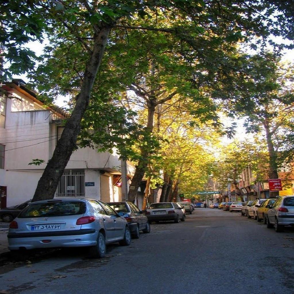محله خیام ساری ۲نبش