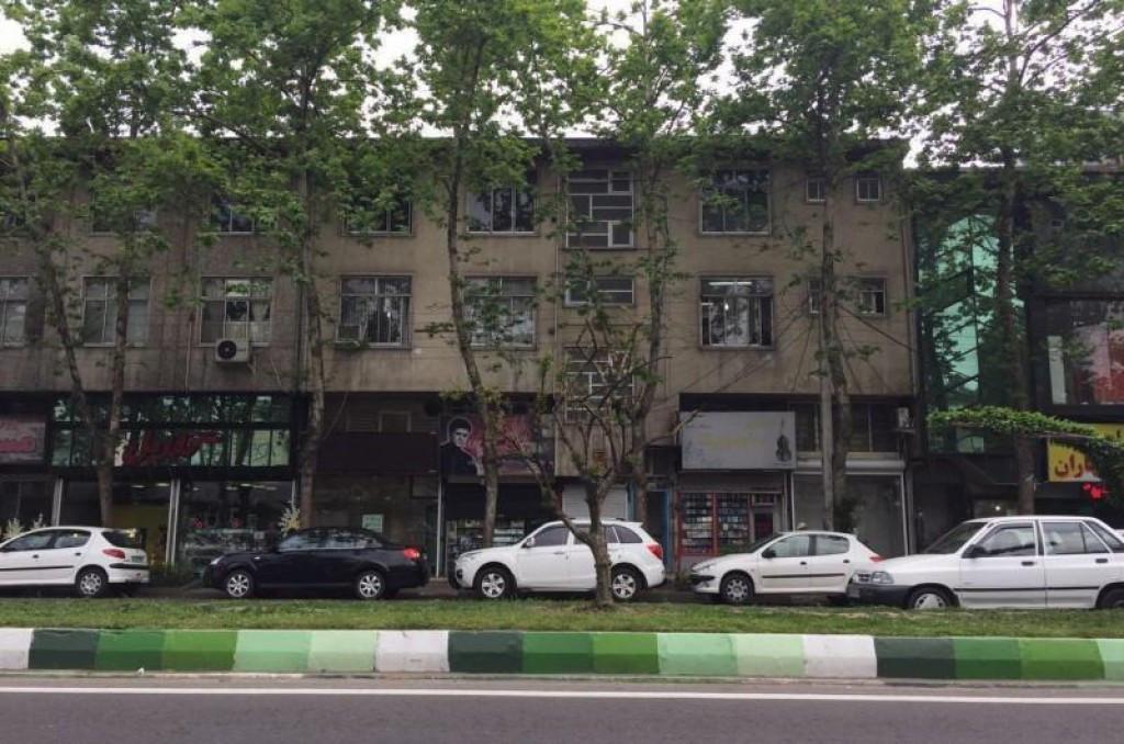 محله لاکانی رشت ۲نبش