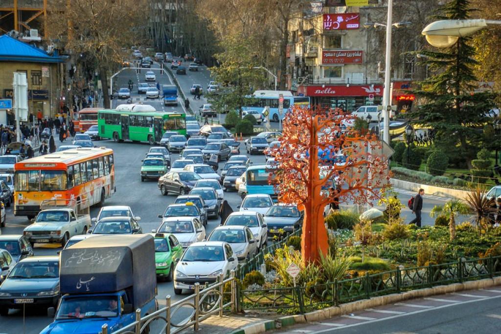 منطقه تجریش تهران ۲نبش