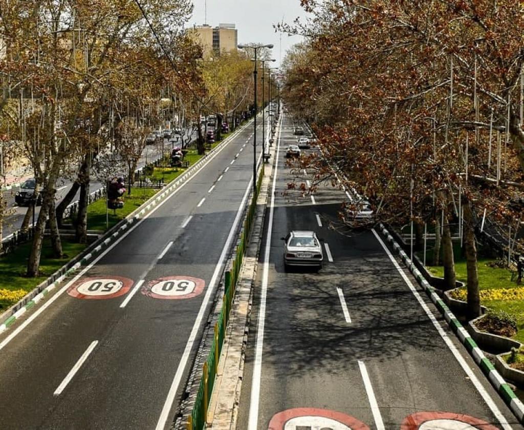 محله میرداماد تهران