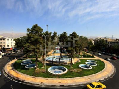 محله نارمک تهران ۲نبش