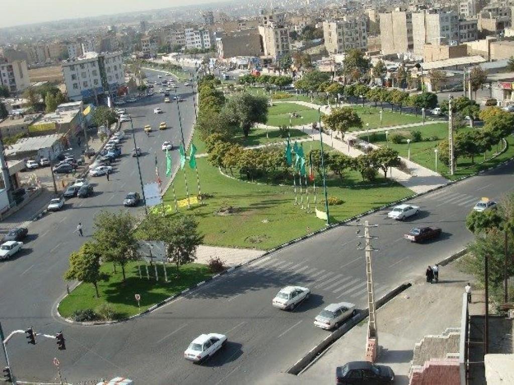 محله کمالشهر کرج ۲نبش
