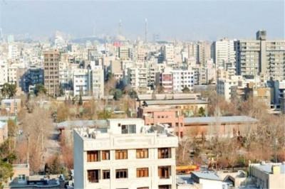 محله اقدسیه تهران