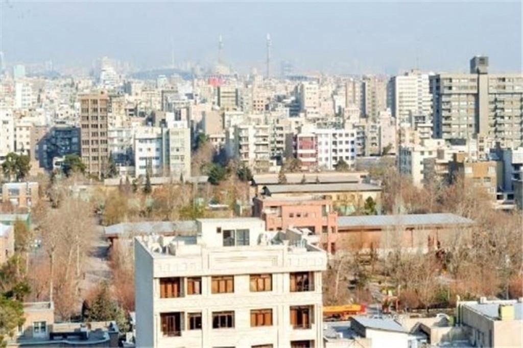 محله اقدسیه تهران ۲نبش