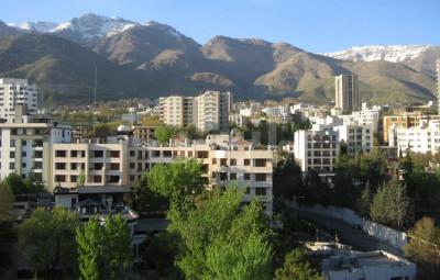 محله آجودانیه تهران