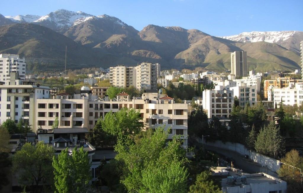 محله آجودانیه تهران ۲نبش